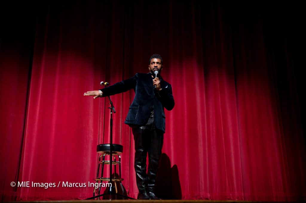 co-host Deon Cole