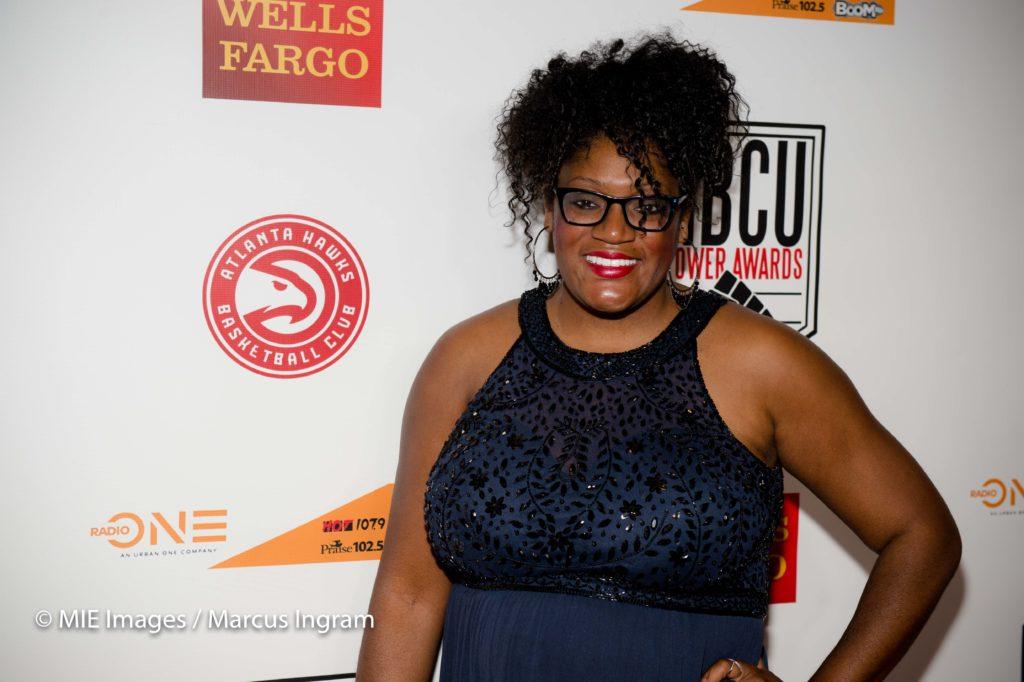 honoree Nzinga Shaw (Atlanta Hawks)