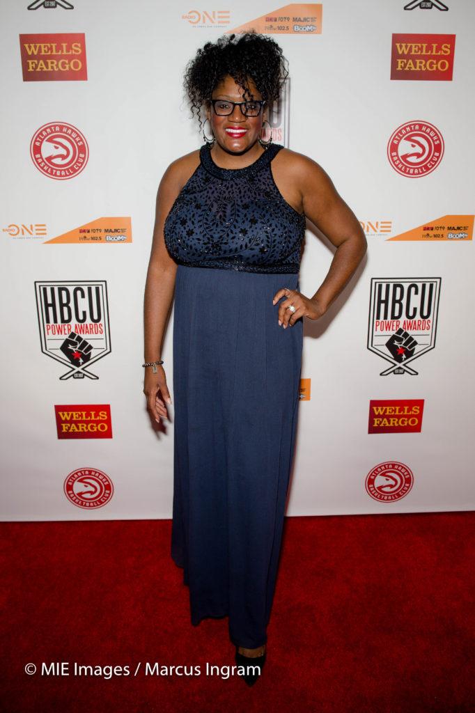 honoree Nzinga Shaw (Atlanta Hawks) 2