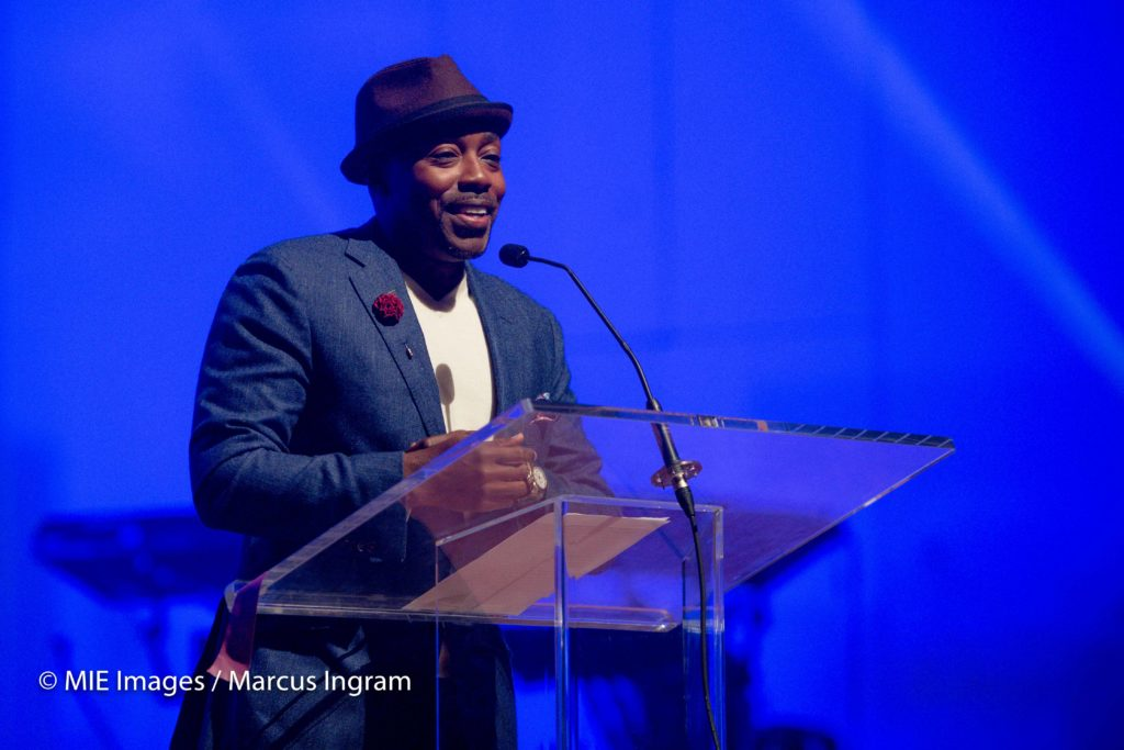 presenter Will Packer