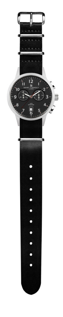 Classic Watch Black – BLA L