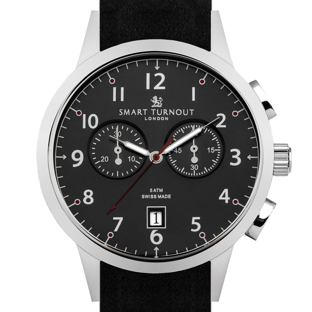 Classic Watch Black – BLA L_web