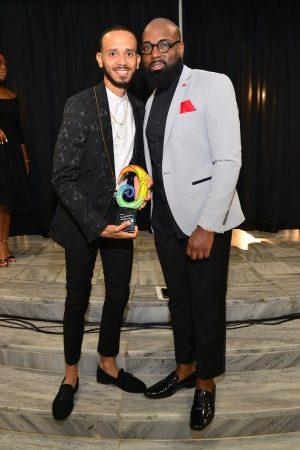 Gabriel Maldonado and Curt Thomas