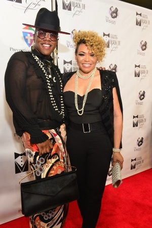 Miss Lawerence and Tisha Campbell Martin