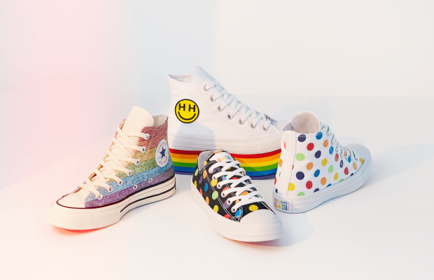 1cd82aa2cce4 ... Miley Cyrus recently unveiled her debut Miley x Converse collection and  now has revealed the follow-up