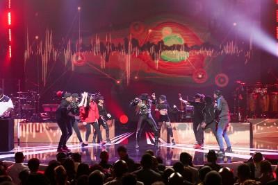 Moni Love, YOYO, Doug E. Fresh, Young Buck, DJ Mell Star Performs