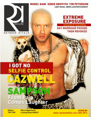 Issue #3 - Digital Magazine (POD)