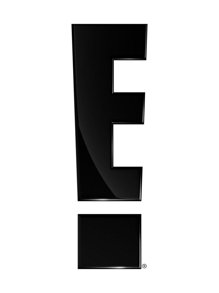 "NBCUNIVERSAL LOGOS -- Pictured: ""E!"" Logo -- (Photo by: E! Entertainment)"