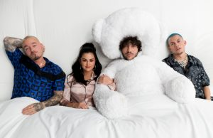 """benny blanco and Tainy debut video for """"I Can't Get Enough"""" with Selena Gomez and J Balvin"""